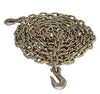 "3/8"" x 20' G70 Transport Chain w/ Hooks"