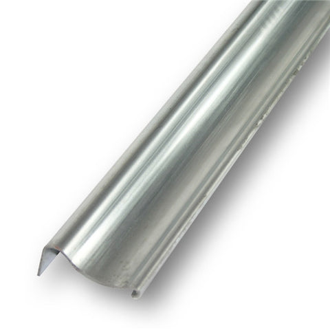 "Galvanized Side Mount Latchplate - 8'-0"" long"