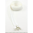 VFUVOL-107 DE E No. 10 Seperating Zipper- 10' long - White