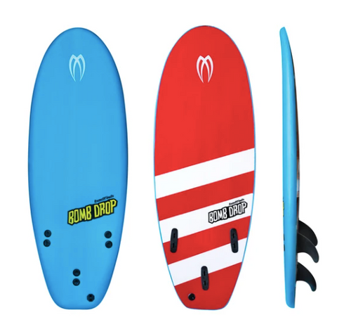 Badfish Bomb Drop Surfboard