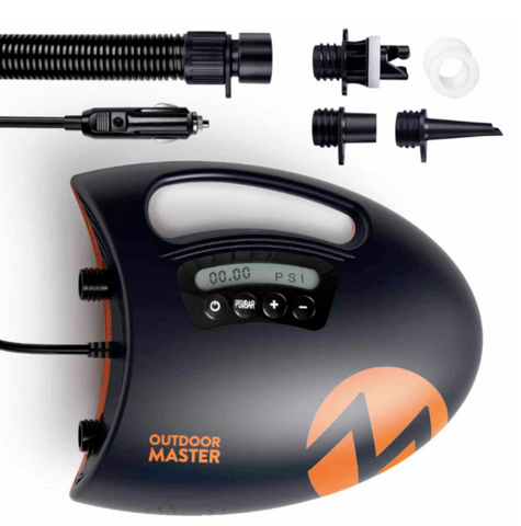 OutdoorMaster Electric Pump