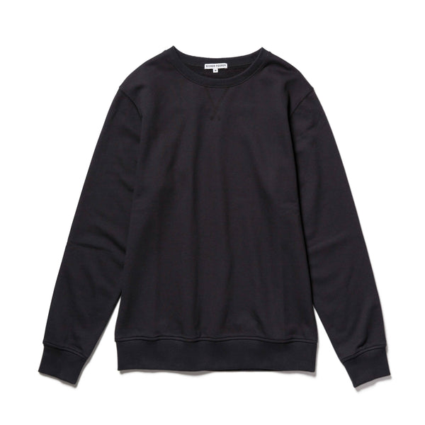 Richer Poorer - Men's Crew Sweatshirt - Black