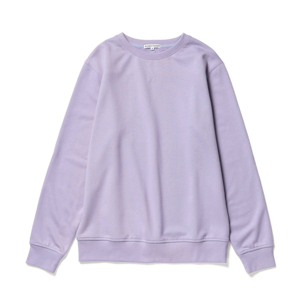 Richer Poorer - Men's Crew Sweatshirt - Electric Violet