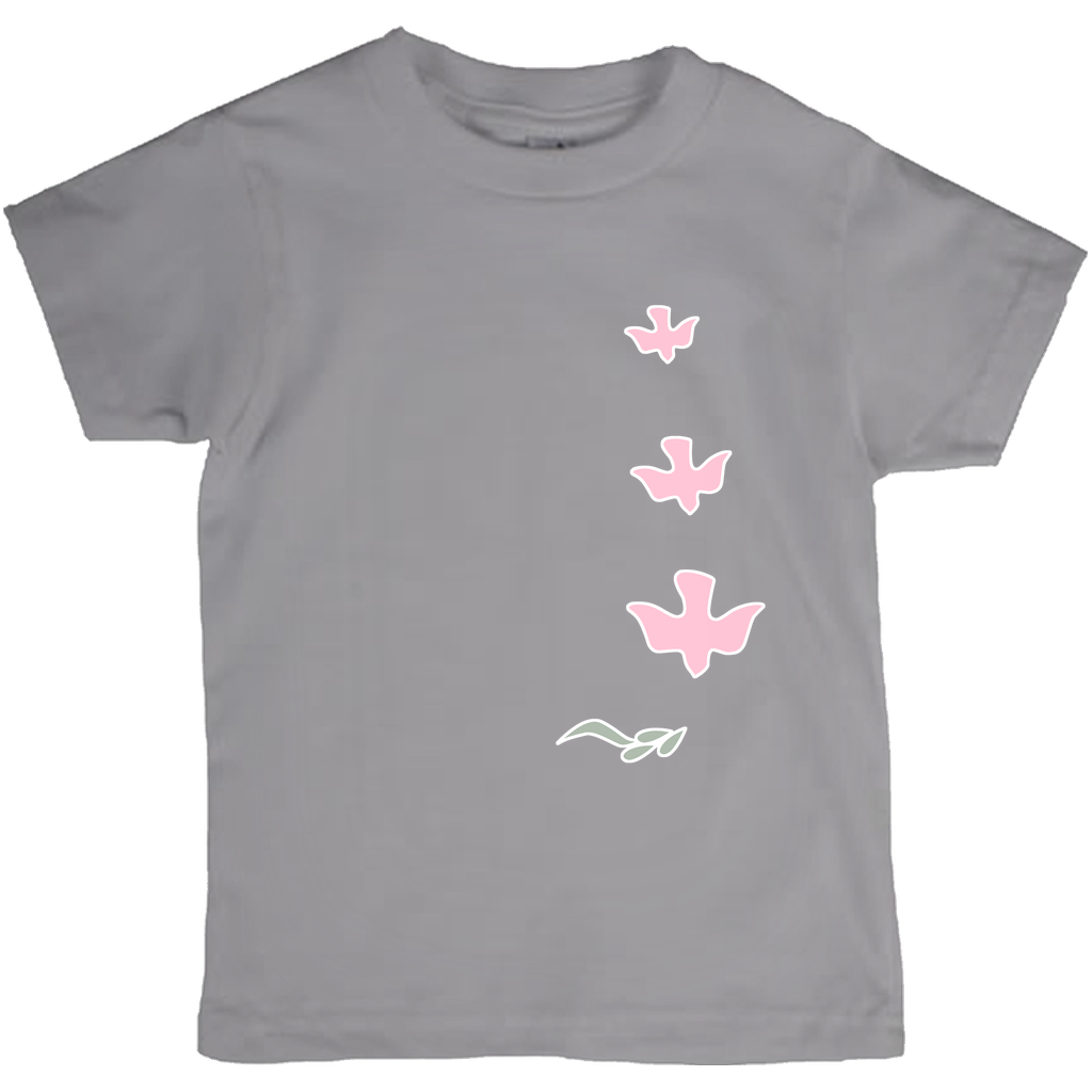 DIVING DOVES / T-Shirts (Youth Sizes)