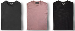 3 PACK ANDRE COOL MAN -  Men's Knit T-Shirts / By Robert James