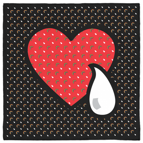 HEART & TEAR PROJECT / Bandanas