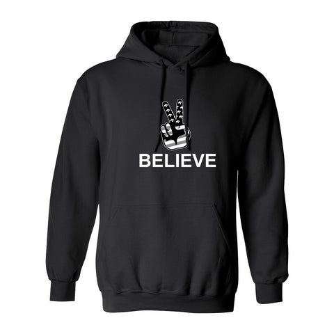 BELIEVE IN PEACE / Heavy weight Hoodie