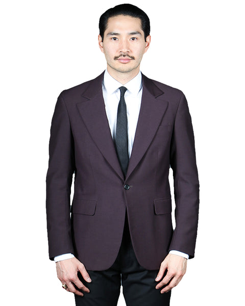CUSTOM CARTER Men's Suit By Robert James