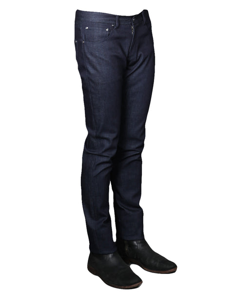 BILLY 18 // INDIGO Men's Denim Jeans By Robert James