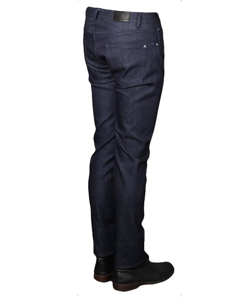 BILLY 19 // DK INDIGO Men's Denim Jeans By Robert James