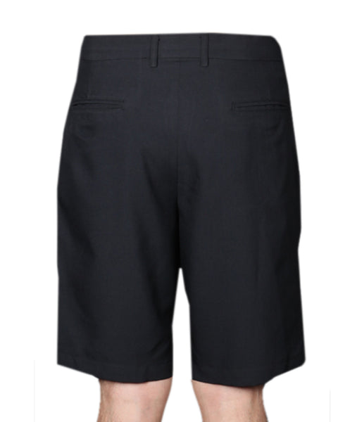 DECK SWIM SHORT  // BLACK Men's Swim Shorts By Robert James