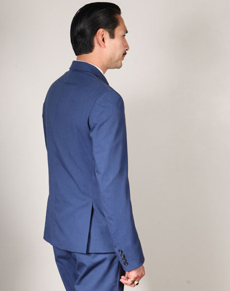 DAYTON FA18 // ASH BLUE Men's Sport Coat By Robert James