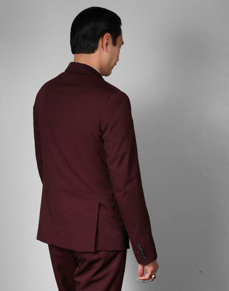 DAYTON FA18 // BORDEAUX Men's Sport Coat By Robert James