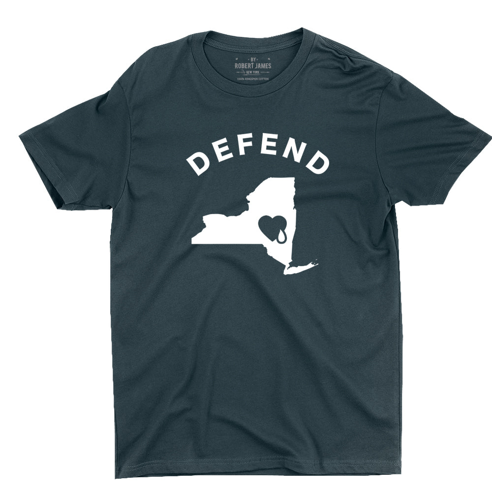 DEFEND HEART & TEAR NY / T-Shirts