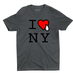 I HEART & TEAR FOR NY ESENTIAL - T-Shirts