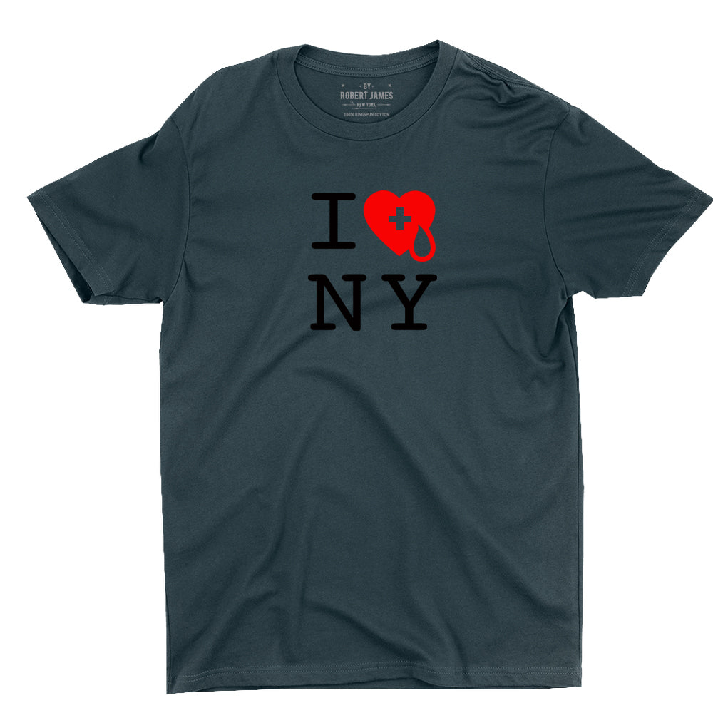 I HEART + TEAR NY / T-Shirts