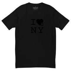 I HEART & TEAR NY BLACK / T-Shirts