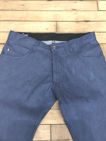 WESTERN 19 // VINTAGE INDIGO Men's Denim Jeans By Robert James