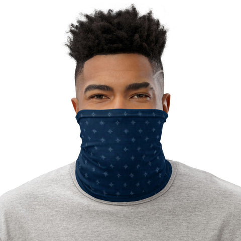 INDIGO MOTIF / Neck Mask
