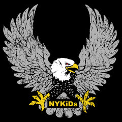 NYKiDs Bald Eagle / Youth Short Sleeve T-Shirt