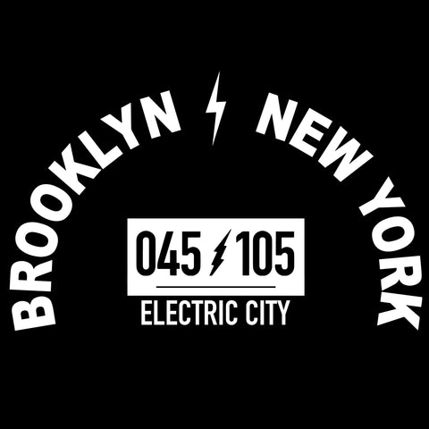 NYKiDs BROOKLYN ELECTRIC CITY / Short sleeve kids t-shirt
