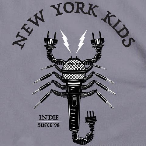 NYKiDs. INDIE '98 / Short sleeve kids t-shirt