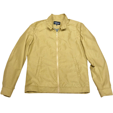PRESLEY HARRINGTON // MUSTARD HARRINGTON JACKET By Robert James
