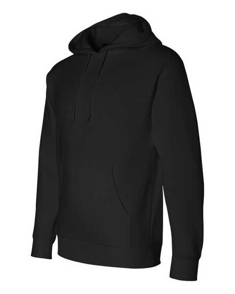 BRJ CROSBY // BLACK Heavyweight Hoodie