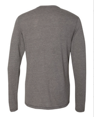 BRJ FLINT // CHARCOAL Long Sleeve T-Shirt Men's Knit By Robert James