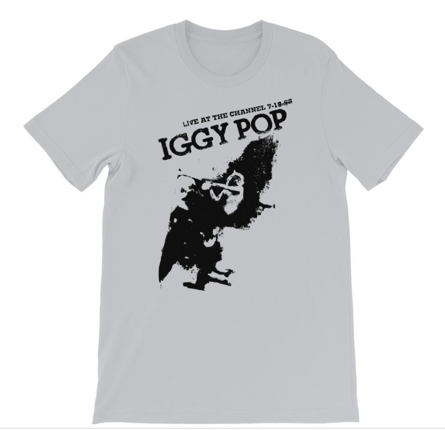 BRJ IGGY POP // CRAFT TEE