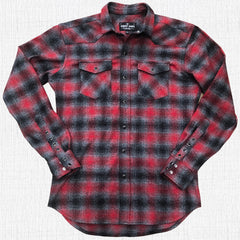Tommy Gene-  HEAVY Brushed Flannel Plaid