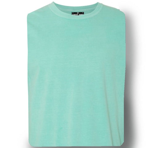 4 PACK PIGMENT DYED KNITS - ALL THE T-SIHRTS  Men's Knit T-Shirt By Robert James
