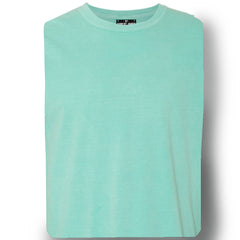THE RULLOW PIGMENT DYED TEE - COTTON CANDY Men's Knit T-Shirt By Robert James