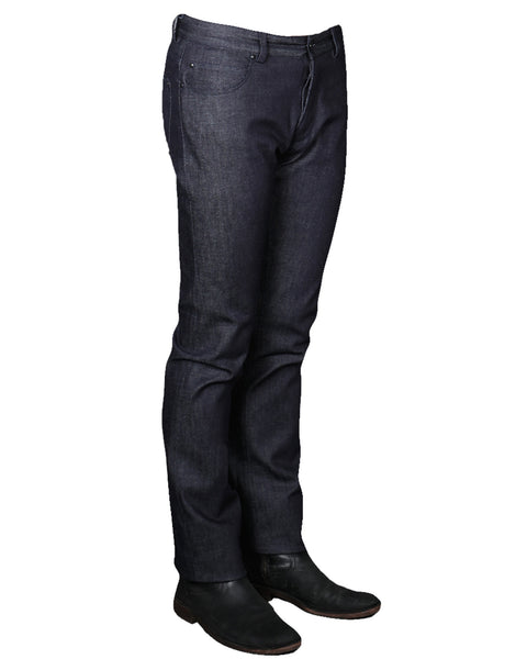 WESTERN 18 // INDIGO Men's Denim Jeans By Robert James