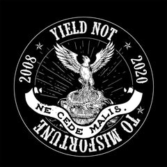 YIELD NOT 2020 / Short-Sleeve Unisex T-Shirt