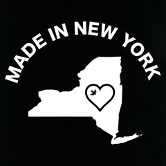 BRJ MADE NEW YORK /. Short-Sleeve Unisex T-Shirt