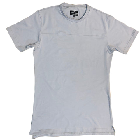 HOFFMAN 19 -CLOUD GREY Men's Jersey T-Shirt By Robert James