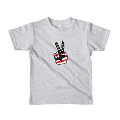 NYKiDs Peace Out / Short sleeve kids t-shirt