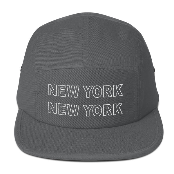 New York New York //  5  Panel Camper