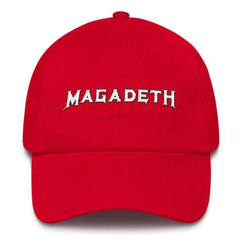 BRJ MAGADETH - Read Carefully // Cotton Cap