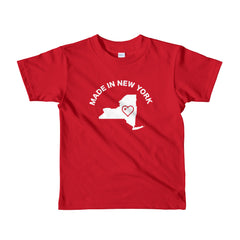 MADE NEW YORK / Short sleeve kids t-shirt