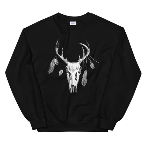 DREAM CATCHER // Fleece Long Sleeve Sweatshirt
