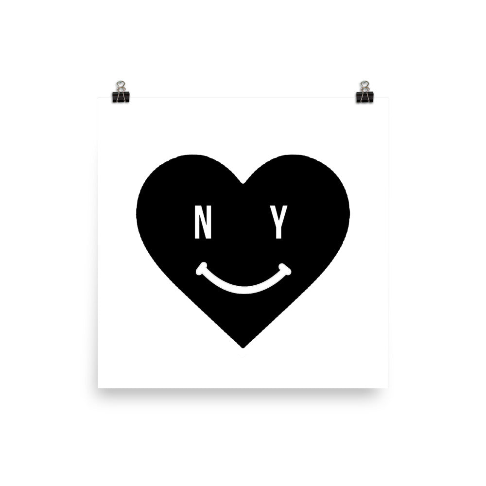 I HEART N.Y. / Poster