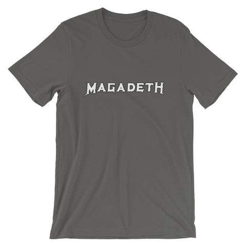 MAGADETH - BOOTLEG T-Shirt Short-Sleeve Unisex T-Shirt