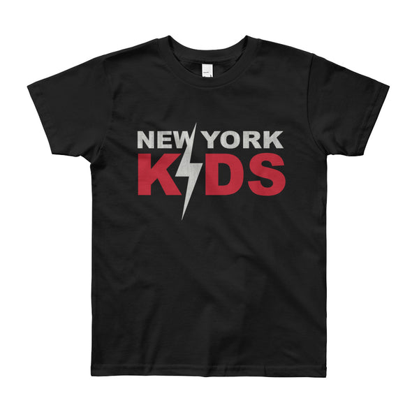 BRJ New York Kids //. Youth Short Sleeve T-Shirt