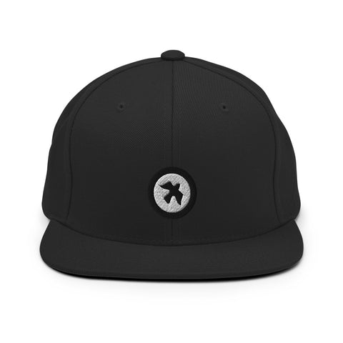 BRJ Peace DOVE Icon // Snapback Hat