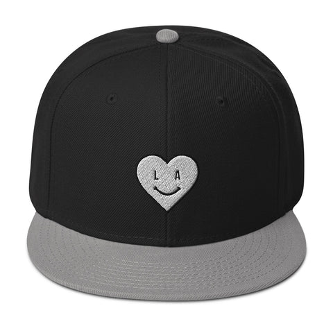 BRJ LOVE LA EMBROIDERY / Snapback Hat