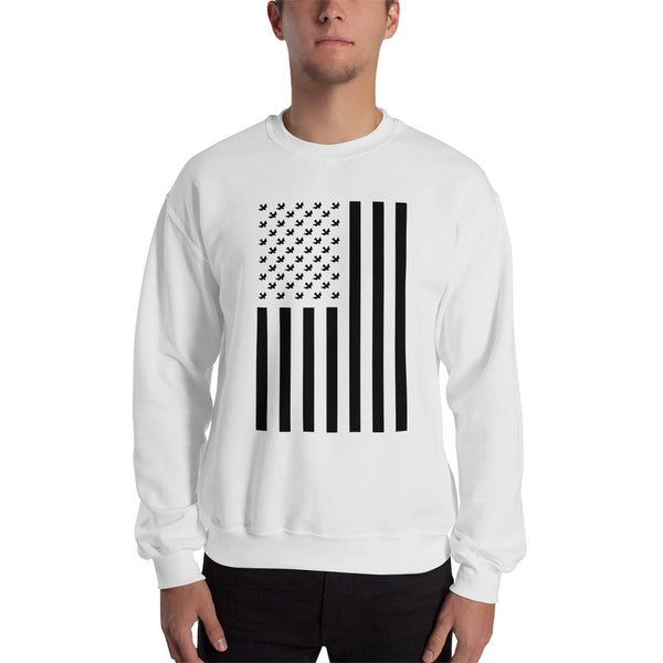 BRJ PEACE FLAG // Unisex Sweatshirt