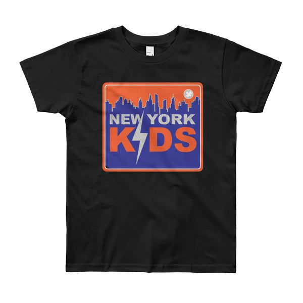 BRJ New York Kids SQ // Youth Short Sleeve T-Shirt