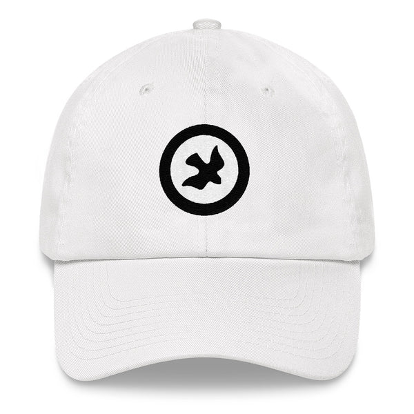 BRJ DOVE EMBROIDERY // DAD HAT